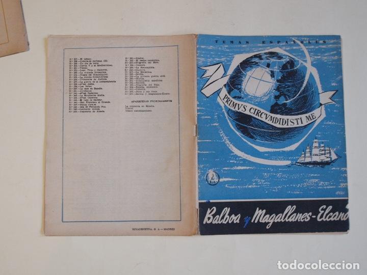 Coleccionismo de Revista Temas Españoles: 2 REVISTAS TEMAS ESPAÑOLES Nº 187 Y 267 - AÑO 1955 Y 1956 - Foto 13 - 200570237