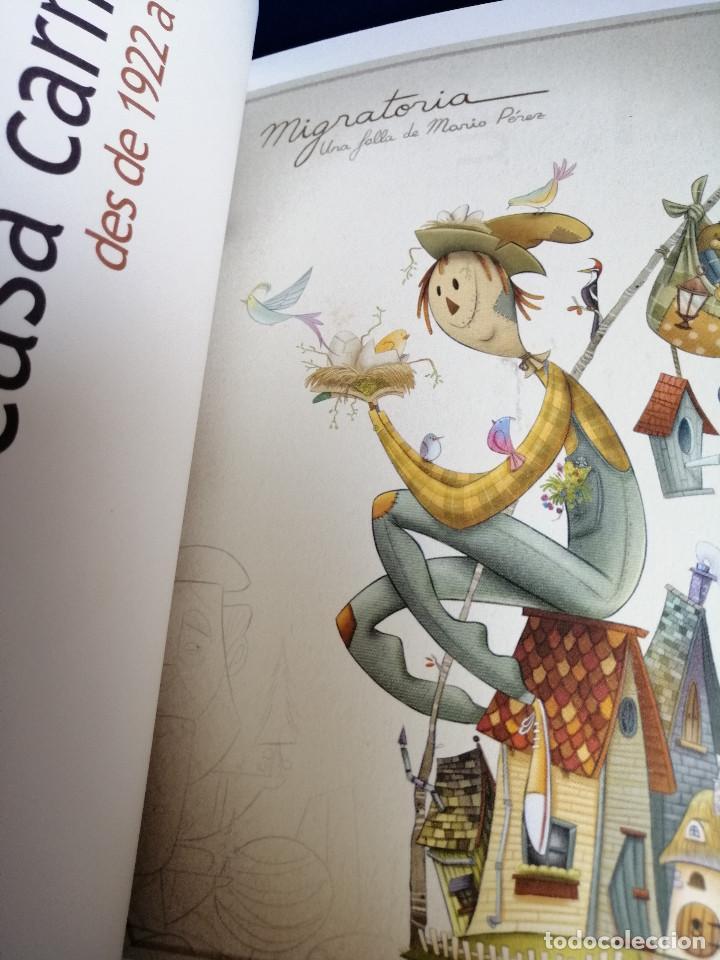 Coleccionismo de Revista Temas Españoles: LLIBRET FALLA AVENIDA DE LA MALVARROSA- ANTONIO PONZ CAVITE 2019 - Foto 5 - 201263846