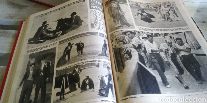 Coleccionismo de Revista Temas Españoles: 3 encuadernaciones del mundo de los toros ,mas de 100 numeros revista el ruedo , del 1963 al 1969 - Foto 24 - 203251000