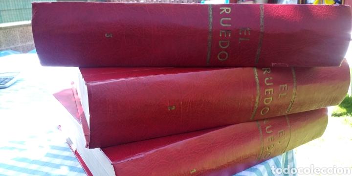 Coleccionismo de Revista Temas Españoles: 3 encuadernaciones del mundo de los toros ,mas de 100 numeros revista el ruedo , del 1963 al 1969 - Foto 31 - 203251000