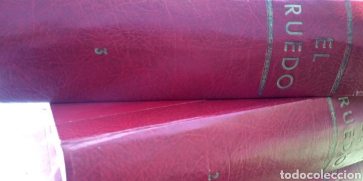 Coleccionismo de Revista Temas Españoles: 3 encuadernaciones del mundo de los toros ,mas de 100 numeros revista el ruedo , del 1963 al 1969 - Foto 32 - 203251000