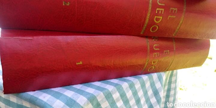 Coleccionismo de Revista Temas Españoles: 3 encuadernaciones del mundo de los toros ,mas de 100 numeros revista el ruedo , del 1963 al 1969 - Foto 34 - 203251000