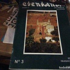 Coleccionismo de Revista Temas Españoles: CILNIANA NUM 3 BOVEDAS CUEVA ALFRAGUARA ALFAR ROMANO INGENIO AZUCAREROESTUDIO TMARBELLA. Lote 203543977