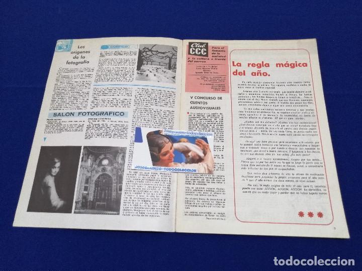 Coleccionismo de Revista Temas Españoles: REVISTA CLUB CC -1969- NUMERO 178-AÑO XV - Foto 4 - 204222236