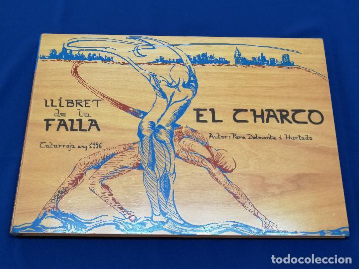 LLIBRET FALLA EL CHARCO (Papel - Revistas y Periódicos Modernos (a partir de 1.940) - Revista Temas Españoles)