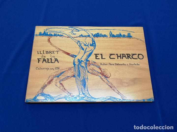 Coleccionismo de Revista Temas Españoles: LLIBRET FALLA EL CHARCO - Foto 2 - 204222711