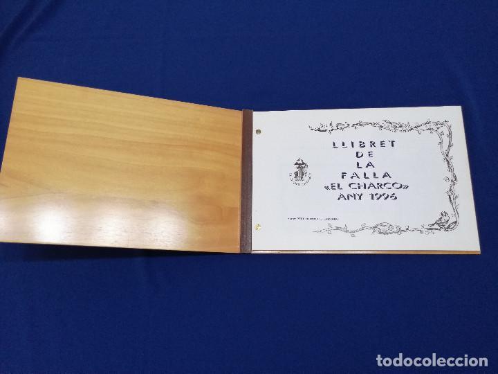 Coleccionismo de Revista Temas Españoles: LLIBRET FALLA EL CHARCO - Foto 3 - 204222711
