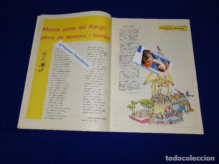 Coleccionismo de Revista Temas Españoles: EL ARTISTA FALLERO 1979 - Foto 6 - 204366761