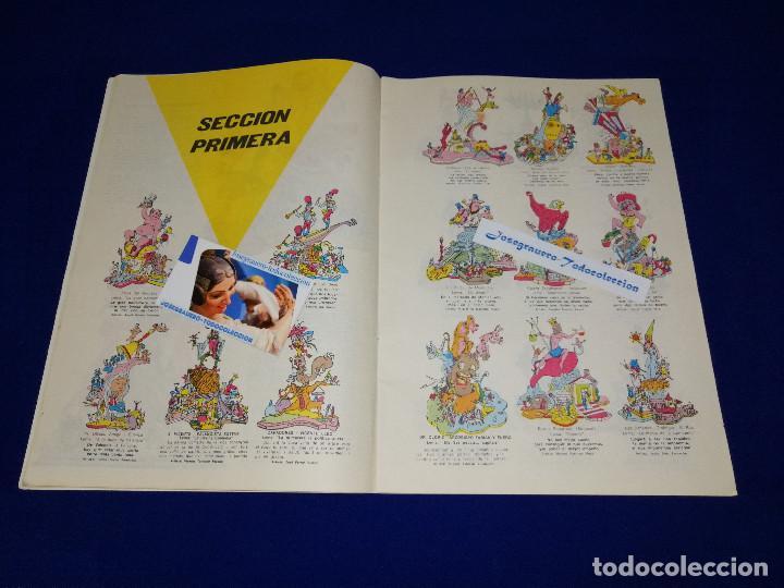 Coleccionismo de Revista Temas Españoles: EL ARTISTA FALLERO 1979 - Foto 7 - 204366761