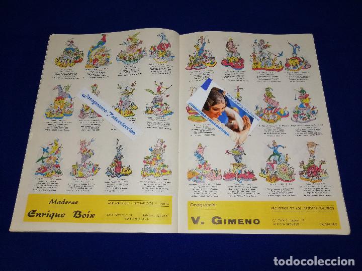 Coleccionismo de Revista Temas Españoles: EL ARTISTA FALLERO 1979 - Foto 8 - 204366761