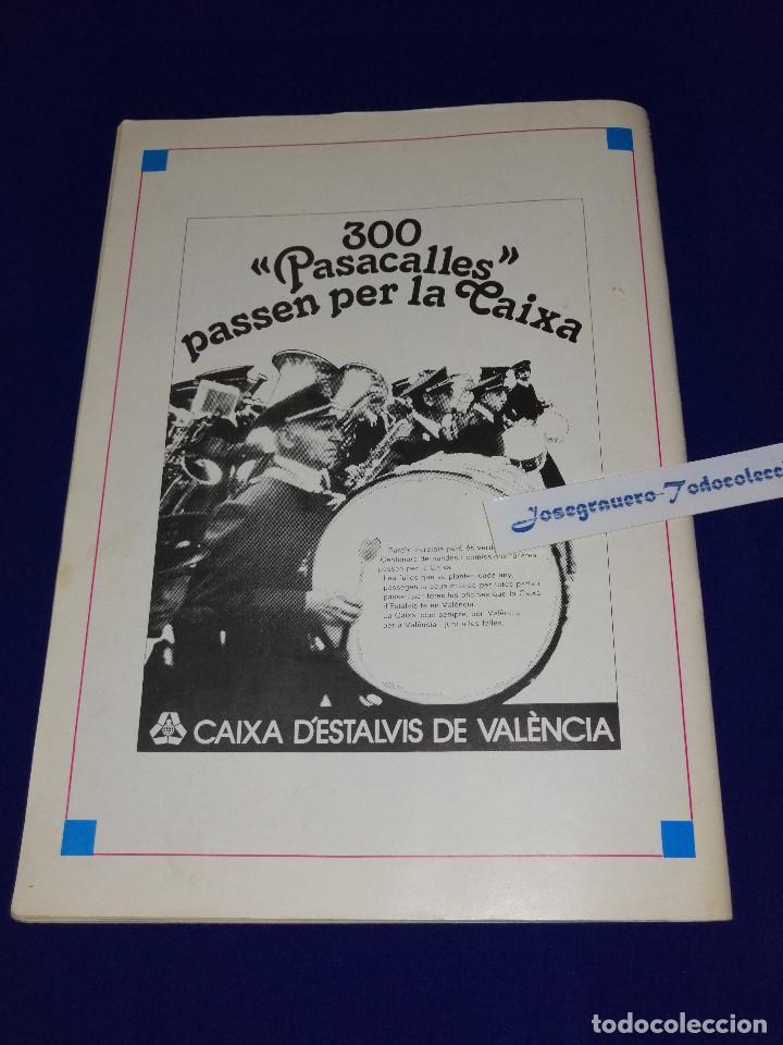 Coleccionismo de Revista Temas Españoles: EL ARTISTA FALLERO 1979 - Foto 10 - 204366761
