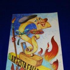 Coleccionismo de Revista Temas Españoles: EL ARTISTA FALLERO 1978. Lote 204367507