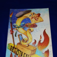 Coleccionismo de Revista Temas Españoles: EL ARTISTA FALLERO 1978. Lote 204367693