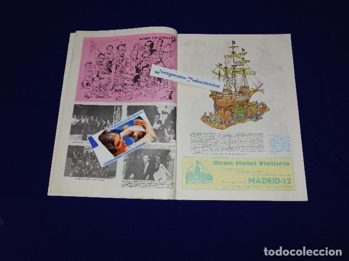 Coleccionismo de Revista Temas Españoles: EL ARTISTA FALLERO 1978 - Foto 4 - 204367693
