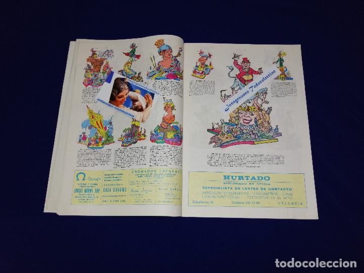 Coleccionismo de Revista Temas Españoles: EL ARTISTA FALLERO 1978 - Foto 5 - 204367693