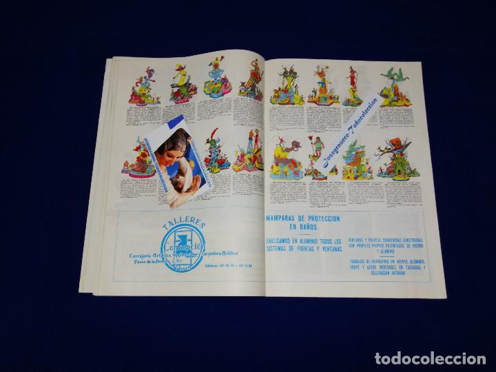 Coleccionismo de Revista Temas Españoles: EL ARTISTA FALLERO 1978 - Foto 6 - 204367693