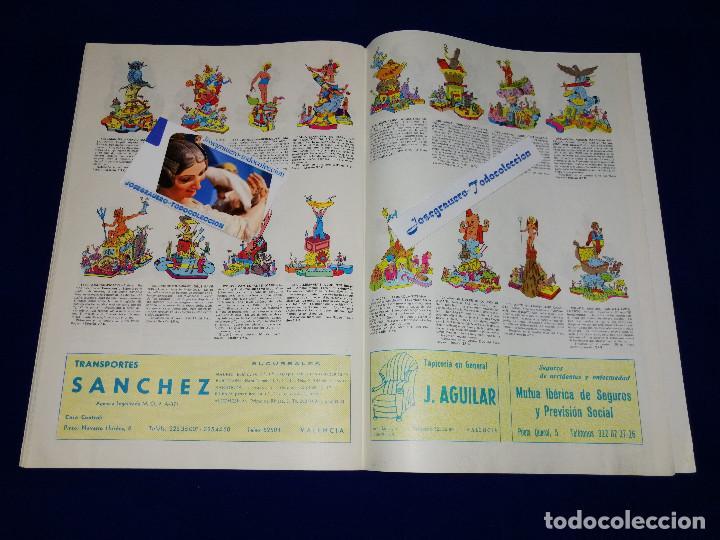 Coleccionismo de Revista Temas Españoles: EL ARTISTA FALLERO 1978 - Foto 7 - 204367693