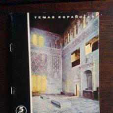 Collectionnisme de Magazine Temas Españoles: LOS SEFARDÍES - TEMAS ESPAÑOLES - Nº 352 - JESÚS CANTERA ORTIZ DE URBINA - 2ª EDICIÓN, 1965. Lote 204408143