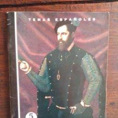 Coleccionismo de Revista Temas Españoles: JUAN DE JUANES - TEMAS ESPAÑOLES - Nº 449 - ÁNGEL DOTOR - 1ª EDICIÓN, 1964. Lote 204408695