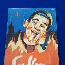 Coleccionismo de Revista Temas Españoles: LES FLAMES 1950 -REVISTA FALLERA. Lote 204453605