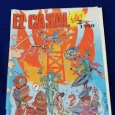 Coleccionismo de Revista Temas Españoles: EL CASAL FALLER 1990. Lote 204466933