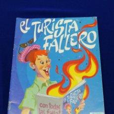 Coleccionismo de Revista Temas Españoles: EL TURISTA FALLERO 1992. Lote 204481181