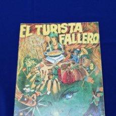 Colecionismo da Revista Temas Españoles: EL TURISTA FALLERO 1987. Lote 204481473