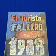 Coleccionismo de Revista Temas Españoles: EL TURISTA FALLERO 1988. Lote 204481703