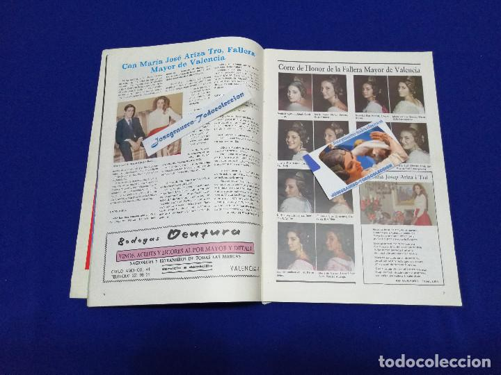 Coleccionismo de Revista Temas Españoles: FESTIVITAT FALLERA 1984 - Foto 5 - 204483741