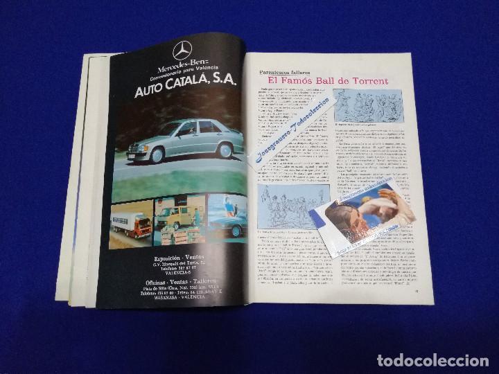 Coleccionismo de Revista Temas Españoles: FESTIVITAT FALLERA 1984 - Foto 6 - 204483741