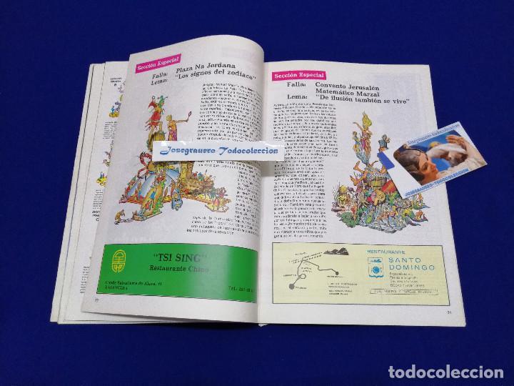 Coleccionismo de Revista Temas Españoles: FESTIVITAT FALLERA 1984 - Foto 8 - 204483741
