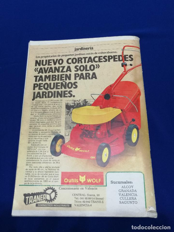 Coleccionismo de Revista Temas Españoles: FESTIVITAT FALLERA 1984 - Foto 10 - 204483741