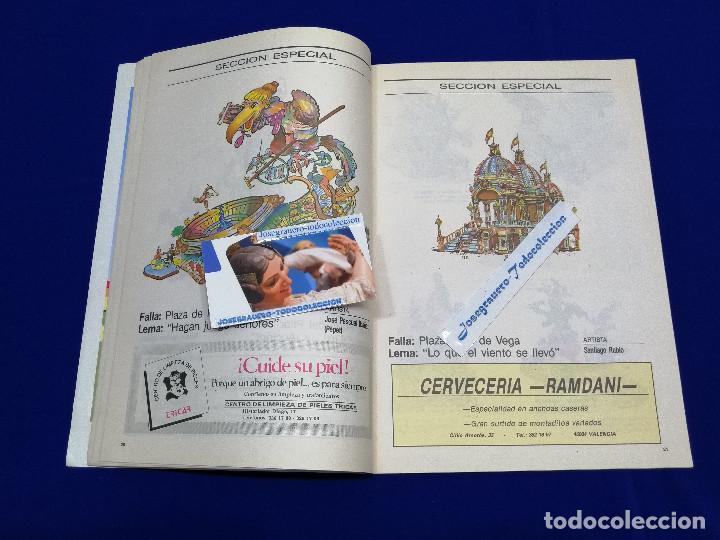 Coleccionismo de Revista Temas Españoles: FESTIVITAT FALLERA 1990 - Foto 6 - 204484097