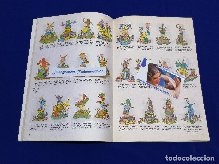 Coleccionismo de Revista Temas Españoles: FESTIVITAT FALLERA 1990 - Foto 8 - 204484097