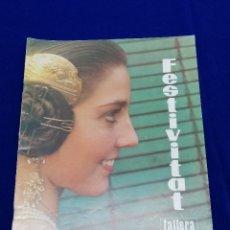 Coleccionismo de Revista Temas Españoles: FESTIVITAT FALLERA 1989. Lote 204484600