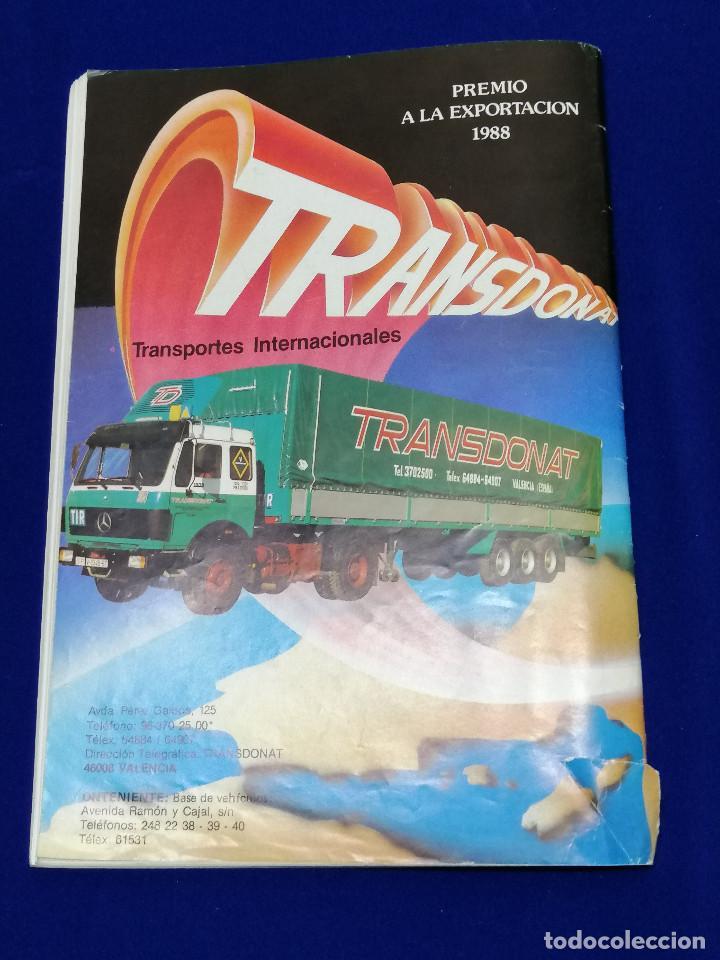 Coleccionismo de Revista Temas Españoles: FESTIVITAT FALLERA 1989 - Foto 9 - 204484600