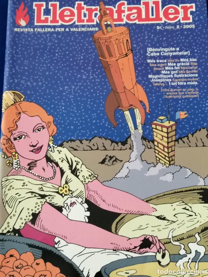 LLETRAFALLER 2005 NUMERO 2 (Papel - Revistas y Periódicos Modernos (a partir de 1.940) - Revista Temas Españoles)