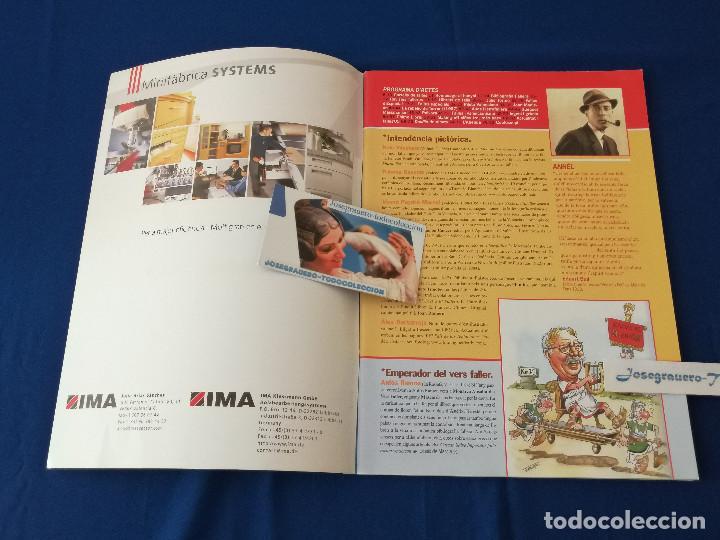 Coleccionismo de Revista Temas Españoles: LLETRAFALLER 2005 NUMERO 2 - Foto 3 - 204608577