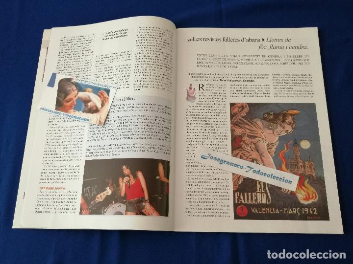 Coleccionismo de Revista Temas Españoles: LLETRAFALLER 2005 NUMERO 2 - Foto 5 - 204608577