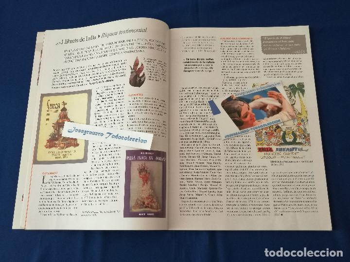 Coleccionismo de Revista Temas Españoles: LLETRAFALLER 2005 NUMERO 2 - Foto 6 - 204608577