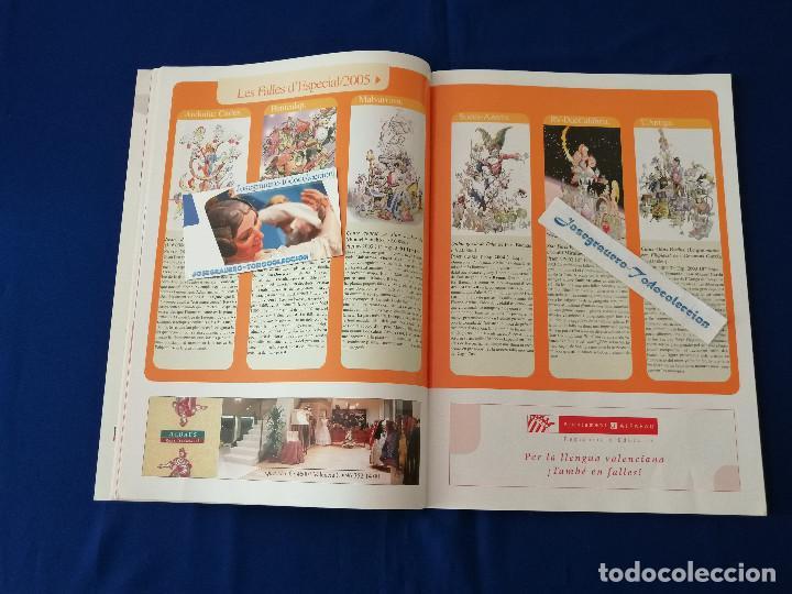 Coleccionismo de Revista Temas Españoles: LLETRAFALLER 2005 NUMERO 2 - Foto 7 - 204608577