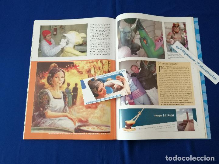 Coleccionismo de Revista Temas Españoles: LLETRAFALLER 2005 NUMERO 2 - Foto 9 - 204608577