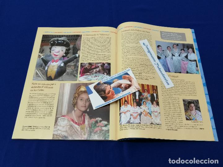 Coleccionismo de Revista Temas Españoles: LLETRAFALLER 2005 NUMERO 2 - Foto 10 - 204608577