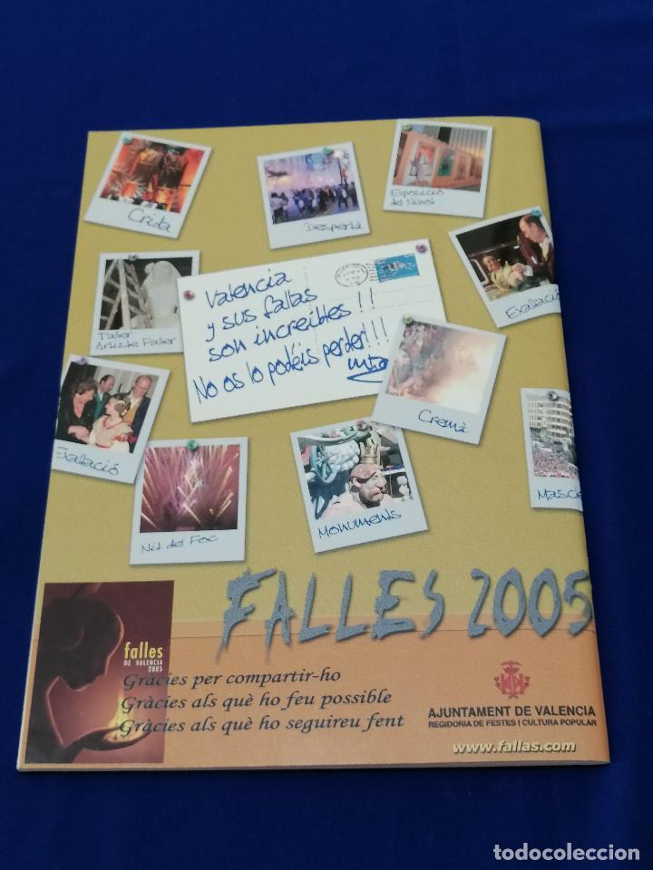 Coleccionismo de Revista Temas Españoles: LLETRAFALLER 2005 NUMERO 2 - Foto 11 - 204608577