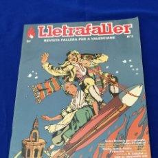 Coleccionismo de Revista Temas Españoles: LLETRAFALLER NUMERO 1 2004. Lote 204617696