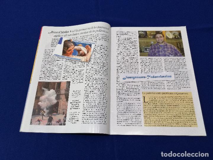 Coleccionismo de Revista Temas Españoles: LLETRAFALLER NUMERO 1 2004 - Foto 5 - 204617696