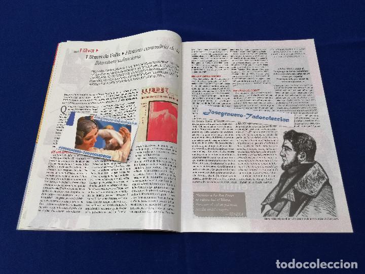 Coleccionismo de Revista Temas Españoles: LLETRAFALLER NUMERO 1 2004 - Foto 6 - 204617696