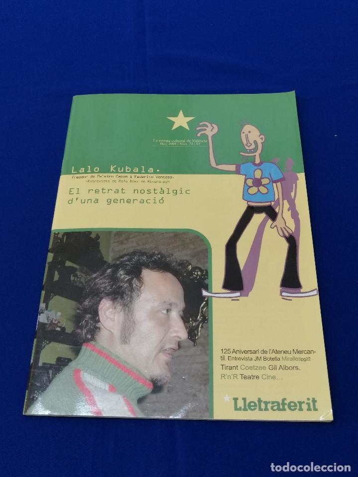 Coleccionismo de Revista Temas Españoles: LLETRAFALLER NUMERO 1 2004 - Foto 10 - 204617696