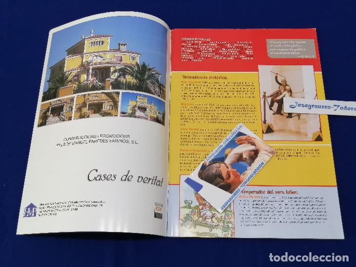 Coleccionismo de Revista Temas Españoles: LLETRAFALLER NUMERO 3 2006 - Foto 3 - 204618471