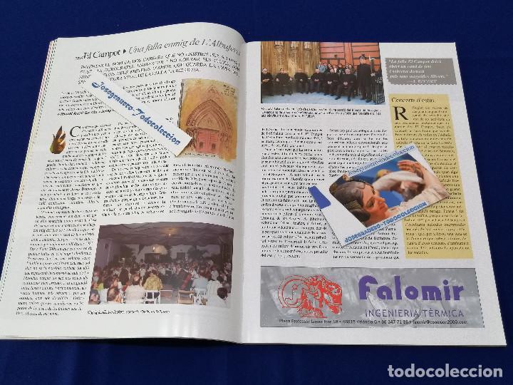Coleccionismo de Revista Temas Españoles: LLETRAFALLER NUMERO 3 2006 - Foto 6 - 204618471